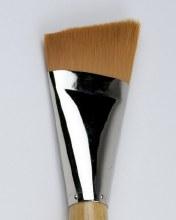 Silver Jumbo Soft Gold Taklon Angle 50