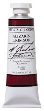 M. Graham Oil, Alizarin Crimson, 37ml