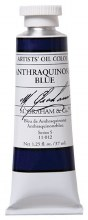 M. Graham Oil, Anthraquinone Blue, 37ml