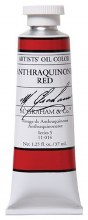 M. Graham Oil, Anthraquinone Red, 37ml