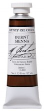 M. Graham Oil, Burnt Sienna, 37ml