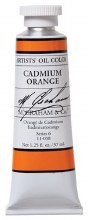 M. Graham Oil, Cadmium Orange, 37ml