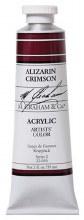 M. Graham Acrylic, 59ml, Alizarin Crimson