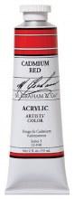 M. Graham Acrylic Cadmium Red 59ml