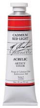 M. Graham Acrylic Cadmium Red Lt 59ml