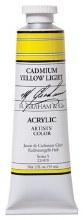 M. Graham Acrylic Cadmium Yel Lt 59ml