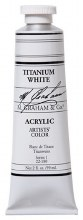 M. Graham Acrylic Titanium White 59ml