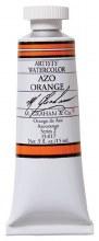 M. Graham Watercolor Azo Orange