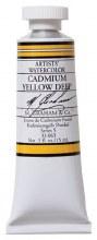 M. Graham Watercolor Cadmium Yellow Deep