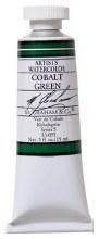 M. Graham Watercolor Cobalt Green