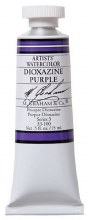 M. Graham Watercolor Dioxidine Purple