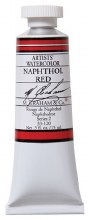 M. Graham Watercolor Naphthol Red