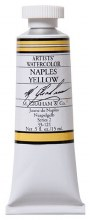 M. Graham Watercolor Naples Yellow