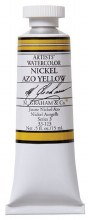 M. Graham Watercolor Nickel Azo Yellow