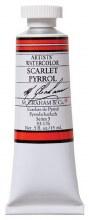 M. Graham Watercolor Scarlet Pyrrol