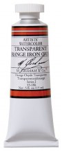 M. Graham Watercolor Trans Orang Iron Oxide