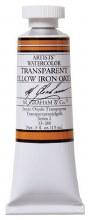 M. Graham Watercolor Trans Yellow IronOxide