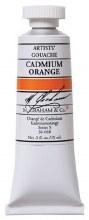 M. Graham Gouache Cadmium Orange