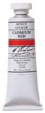 M. Graham Gouache Cadmium Red
