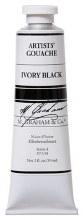 M. Graham Gouache Ivory Black 60ml