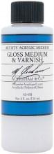 Gloss Medium & Varnish