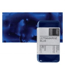 Encaustic Paint Cakes, 40ml Cakes, Ultramarine Blue