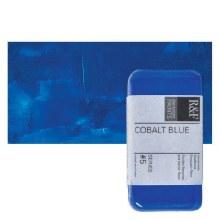 Encaustic Paint Cakes, 40ml Cakes, Cobalt Blue