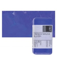 Encaustic Paint Cakes, 40ml Cakes, French Mauve Blue