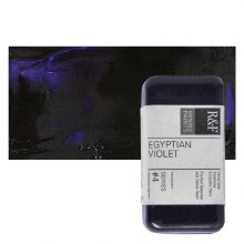 Encaustic Paint Cakes, 40ml Cakes, Egyptian Violet