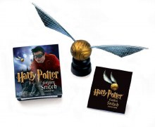 Harry Potter Golden Snitch Mini Edition, Harry Potter Golden Snitch Sticker Kit