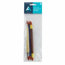 Wipe Out Tool Set, 3 Pieces