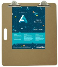 Artist Tote Boards, 23 in. x 26 in. wideith Butterfly Clips