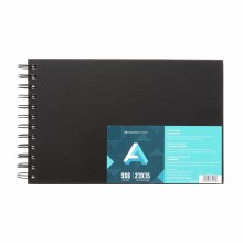 AA Sketch Books, Spiral-Bound, 9 in. x 6 in.