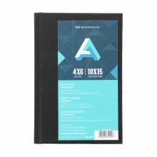 AA Sketch Books, Hard-Bound, 4 in. x 6 in.
