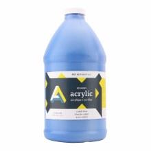 Economy Acrylics, Half Gallon, Cobalt Blue