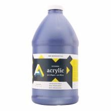 Economy Acrylics, Half Gallon, Ultramarine Blue