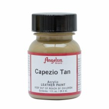 Acrylic Leather Paint, 1 oz. Bottles, Capezio Tan