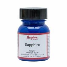 Acrylic Leather Paint, 1 oz. Bottles, Sapphire
