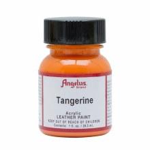 Acrylic Leather Paint, 1 oz. Bottles, Tangerine