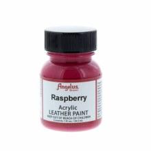 Acrylic Leather Paint, 1 oz. Bottles, Raspberry