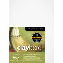 Claybord, 1/8 in. Profile, 5 in. x 7 in. - 3/Pkg.