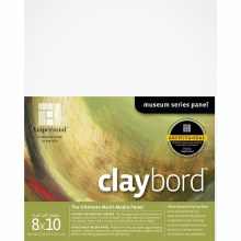 Claybord, 1/8 in. Profile, 8 in. x 10 in.