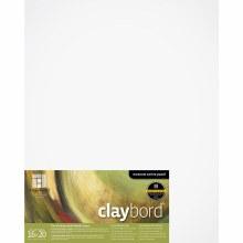 Claybord, 1/8 in. Profile, 16 in. x 20 in.