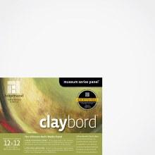 Claybord, 1-1/2 in. Profile, 12 in. x 12 in.