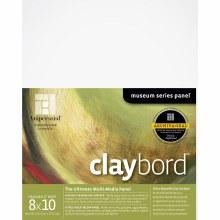 Claybord, 2 in. Profile, 8 in. x 10 in.