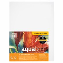 Aquabord, Uncradled 1/8 in. Profile, 9 in. x 12 in.