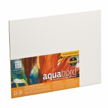 Aquabord, Uncradled 1/8 in. Profile, 12 in. x 16 in.