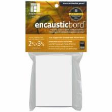 Encausticbord, 1/8 in. Profile, ATC (2.5 in. x 3.5 in.), 5/Pkg.