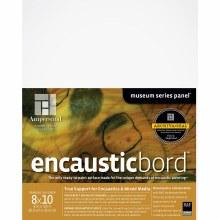 Encausticbord, 1-1/2 in. Profile, 8 in. x 10 in.