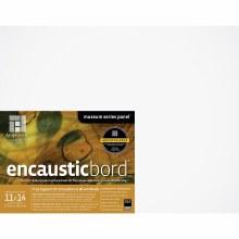 Encausticbord, 1-1/2 in. Profile, 11 in. x 14 in.
